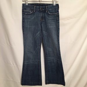 Citizens of Humanity Denim - Citizens of Humanity Faye 003 Full Leg Jeans 24