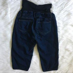 Pants - Maternity Capri Stretch Pants