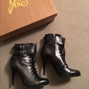 Joie Black Booties