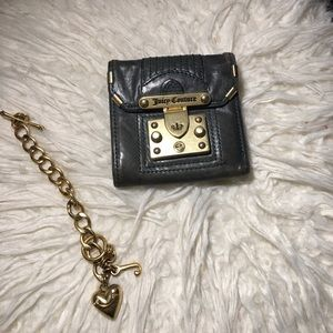 Juicy Couture Handbags - Juicy Couture genuine leather wallet