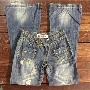 1st Kiss Denim - 1st Kiss wide leg jeans ❤️bundle❤️