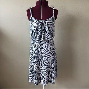 Loft Ann Taylor spaghetti strap dress SZ XS