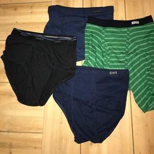 Other - Bundle of Men's Medium Underwear