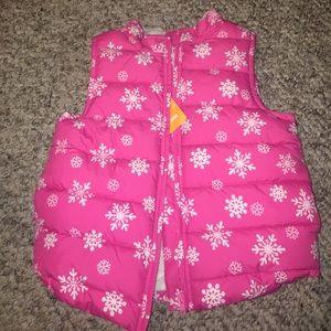 Gymboree Other - New Gymboree Puff vest