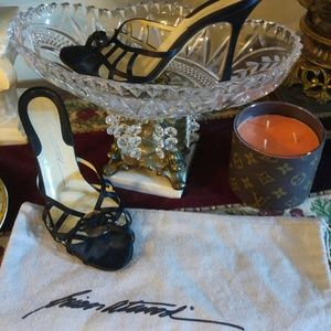 Brian Atwood Shoes - Satin heels BRIAN ATWOOD/ FRIDAY FLASH SALE
