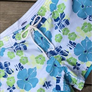Miken Other - MIKEN REVERSIBLE BOARD SHORTS WITH POCKET