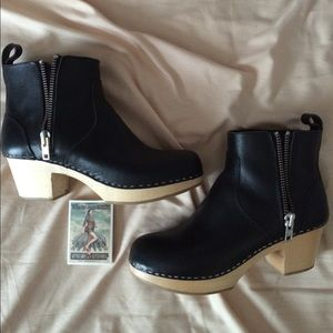 Swedish Hasbeens Shoes - Swedish Hasbeens Ankle Boots
