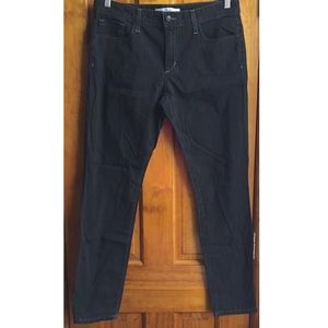 Joe's Jeans Slim Fit Black Jeans 28 EUC