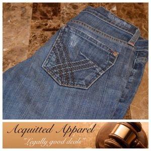 "James Jeans Denim - [James] Jeans Classic Straight Leg 29"" Inseam"