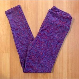 LuLaRoe Pants - Brand New LuLaRoe OS Leggings