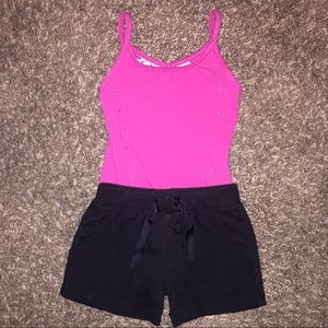 Freestyle Other - Girls size 4/5 gymnastics outfit