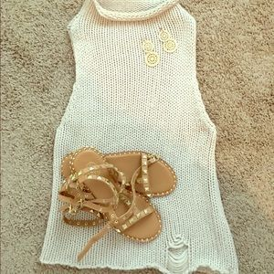 sun and shadow Tops - Nordstrom sweater tank