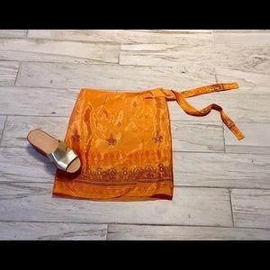 Vintage Dresses & Skirts - 🌺Vintage!🌺Super Cute Wrap Skirt! Mint Condition!