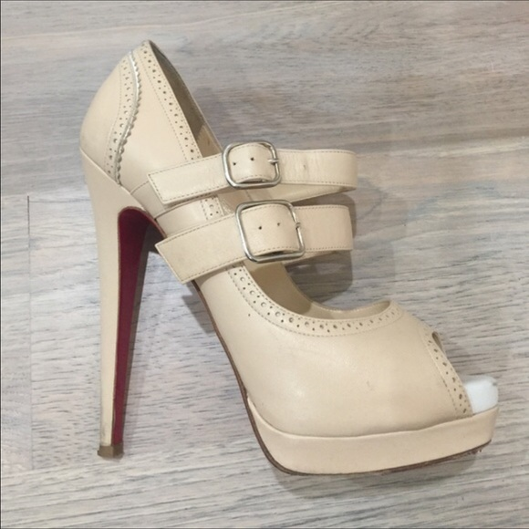 christian louboutin luly mary jane