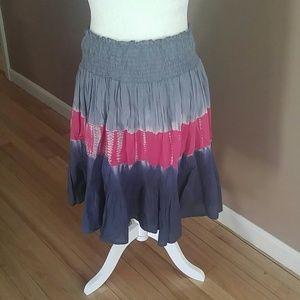 Dresses & Skirts - 🌞Tie dye skirt