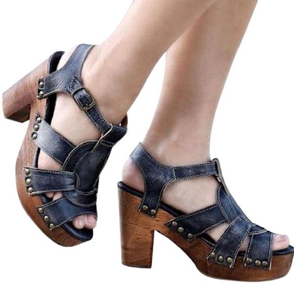 Boho Shoe Brands
