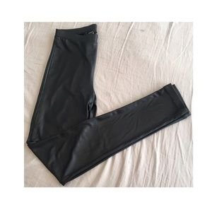 Forever 21 Pants - F21 liquid faux leather leggings