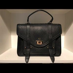 GiGi New York satchel- kerrently collaboration