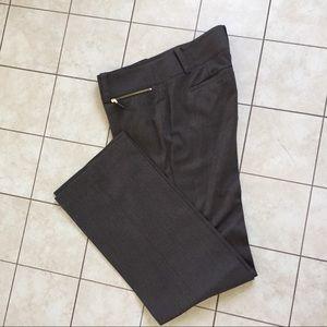 Ann Taylor Pants - Woman's Petite Brown Slacks