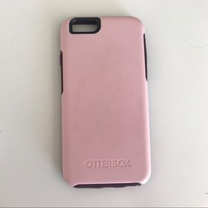 OtterBox Accessories - Otterbox IPhone 6s Pink/Purple Case