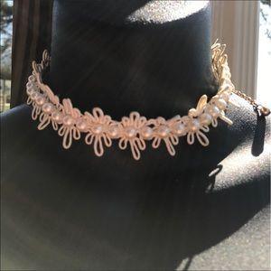 ❤️FLASH sale Vintage pearl like choker necklace