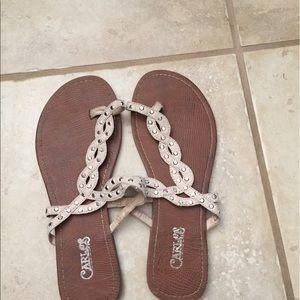 Carlos Santana Shoes - 🌸Carlos Santana Sandals 🌸