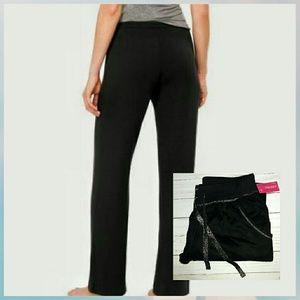 Xhilaration Other - {Xhilaration} Luxe Black Fleece Pants