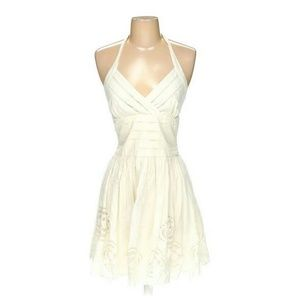 Jessica Simpson Ivory Dress Sz 4