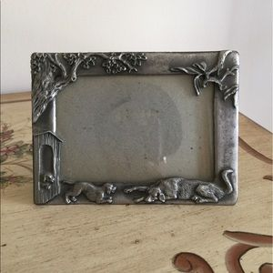 Other - Picture frame for Fido!