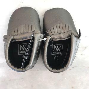 NEKOUR Other - NK Nekour Size 3 Moccasin