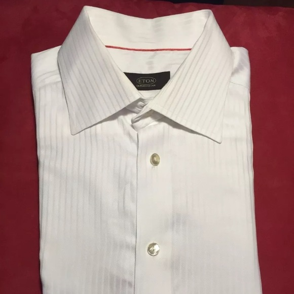 68 off eton other mens eton french cuff dress shirt for French cuff shirts cheap