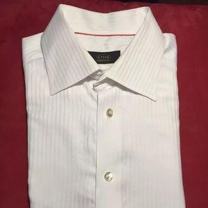 Eton Other - Mens Eton French Cuff Dress Shirt