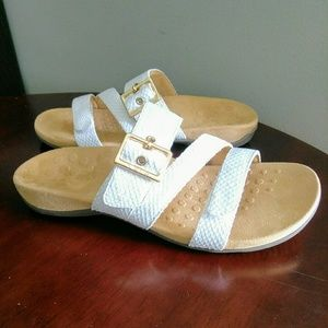 Vionic Adjustable Slide Sandals - Skylar 100% original online free shipping great deals unhw4GGref