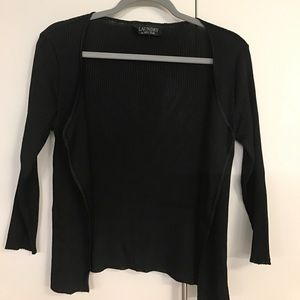 Laundry by Shelli Segal Sweaters - Laundry by Shelli Segal 3/4 sleeves cardigan szS
