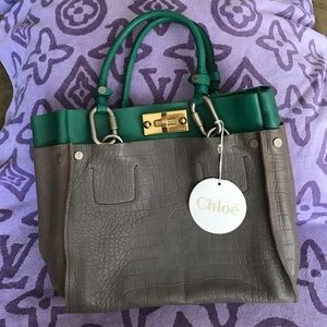 Chloe Handbags - Authentic Chloe Handbag