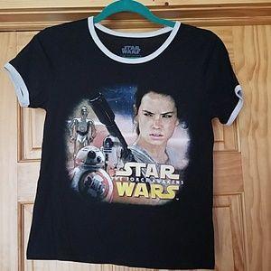 Star Wars Tops - Star Wars The Force Awakens Shirt