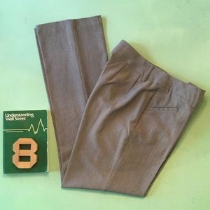 Larry Levine Pants - Larry Levine Trousers - 8.  NWOT.