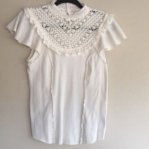 FREE PEOPLE knitted top