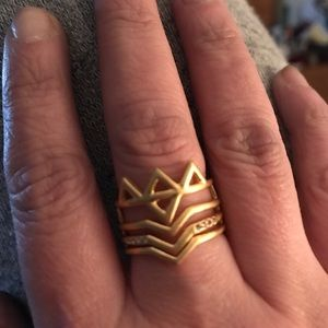 Madewell Jewelry - MADEWELL crown ring