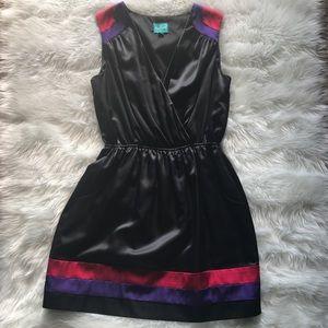 Aidan Mattox Dresses & Skirts - Mattox • Black Silk Dress