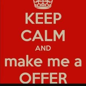 Make an offer!!!!!