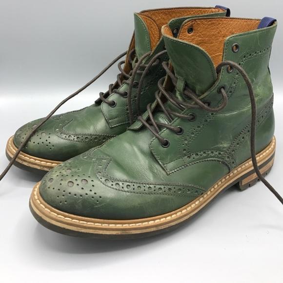 91361dc745 Mr. B's for Aldo Shoes | Mr Bs Gentlemens Boutique Korns Brogue Boot ...