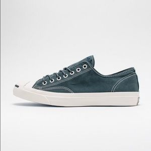 Converse Shoes - Converse womens blue Jack Purcell