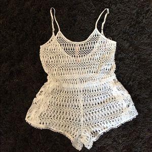 Victoria's Secret Other - Victoria's Secret Knit Cover Up