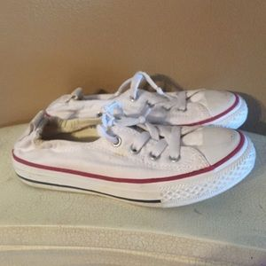 Converse Other - Converse.   Kids. Elastic back. Super nice
