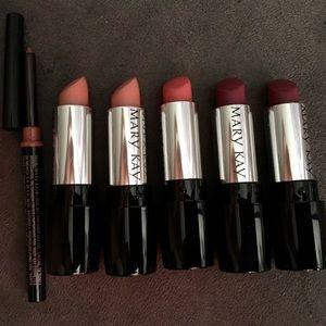 Mary Kay Other - Mary Kay Matte Lipstick Set