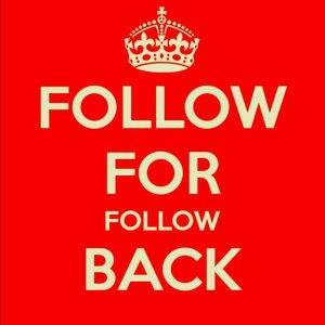 Follow For Follow Back