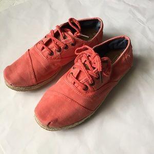TOMS Shoes - TOMS sun-kissed espadrilles!