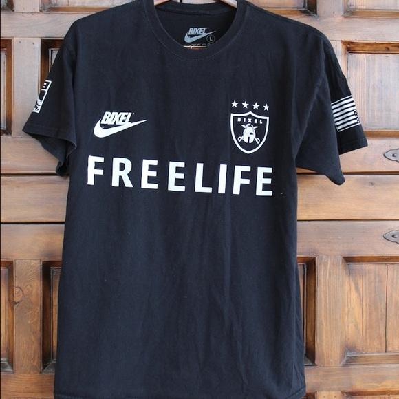 3c13e59a Bixel Boys Shirts | Large Freelife Black T Shirt | Poshmark