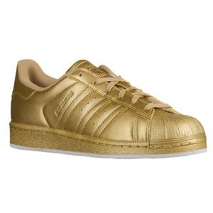 Adidas Shoes - Adidas Superstars Women's 6